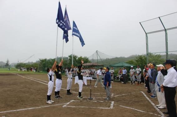第25回利府ロータリークラブカップ 宮城黒松利府シニア・リトルリーグ交流大会が開催されました!